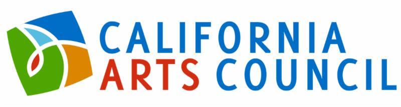 Logo from California Arts Council