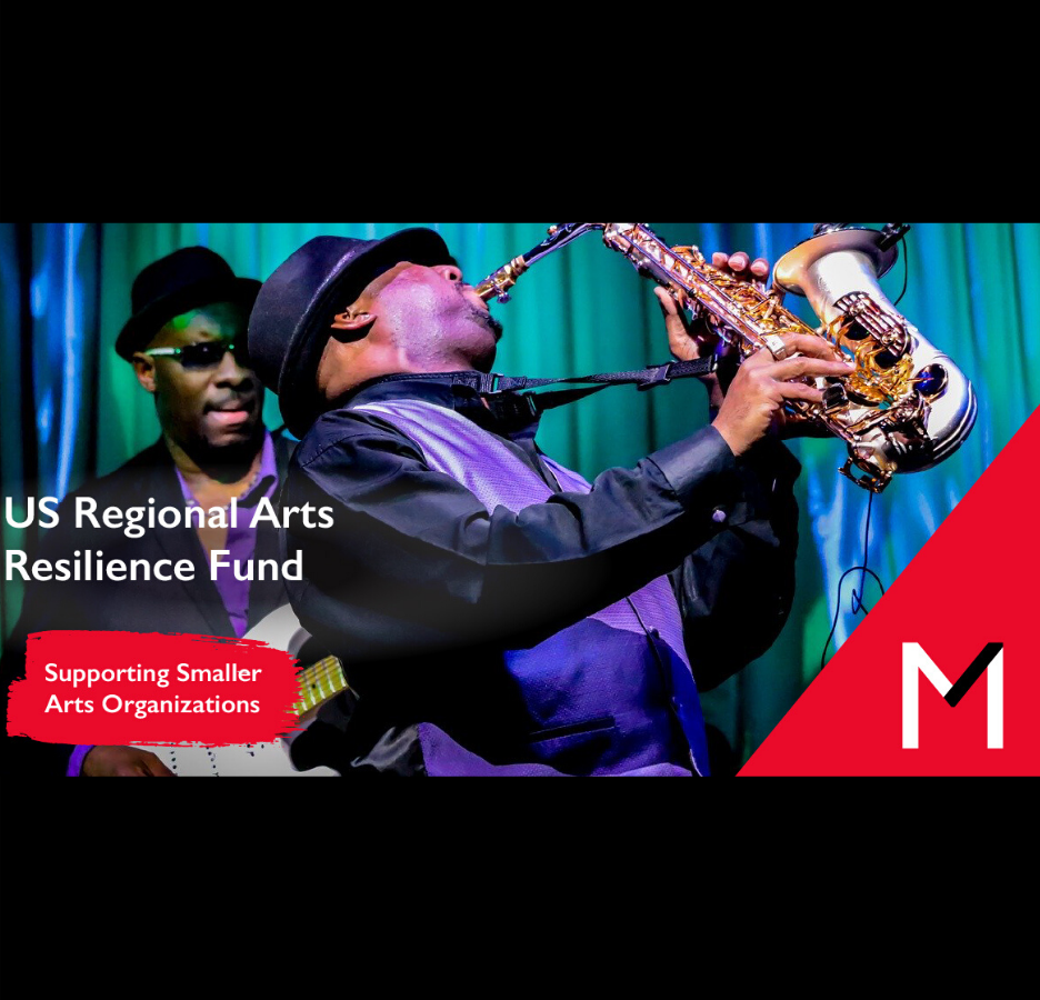 U.S Regional Arts Resilience Fund Featured Image
