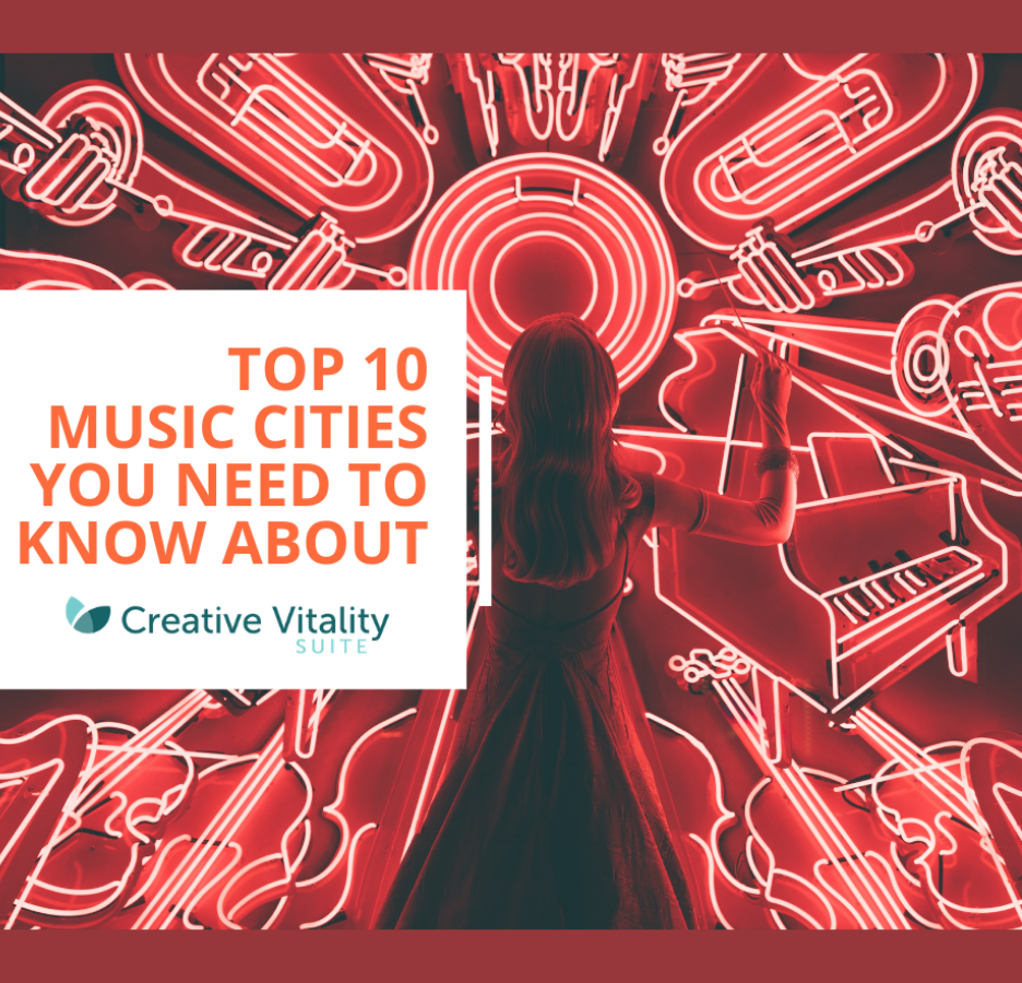 CVSuite's Top 10 Music Cities You Need to Know About featured Image