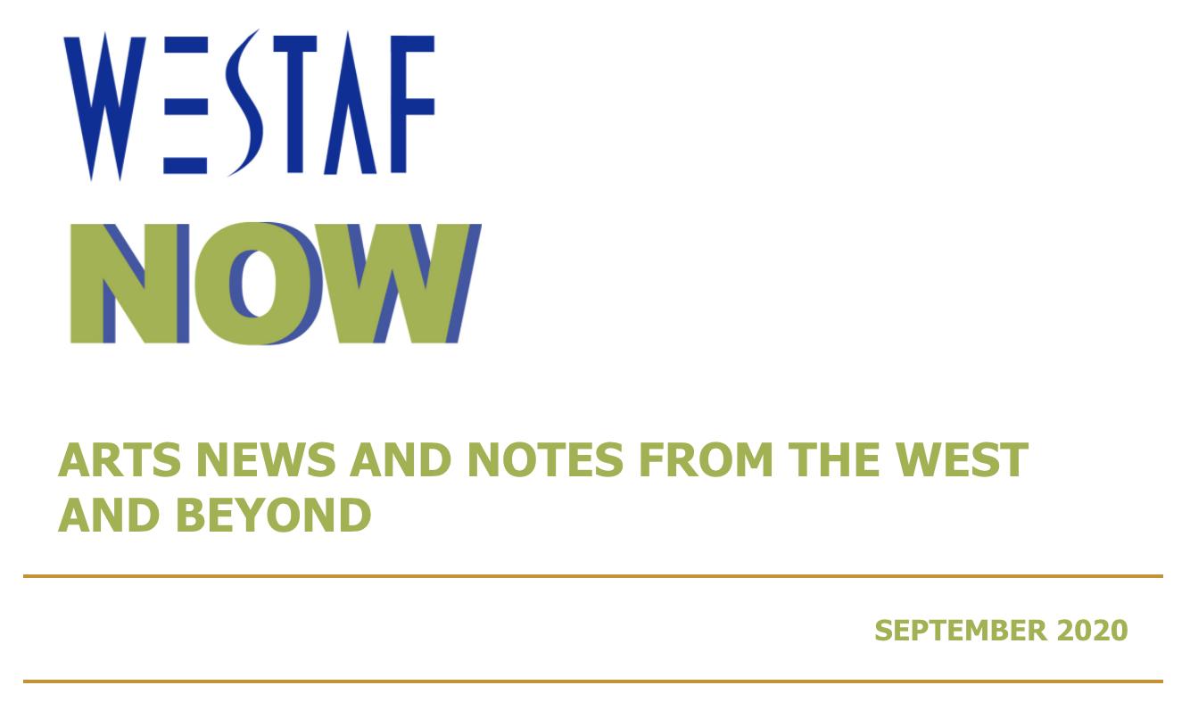 WESTAF Now Newsletter Logo