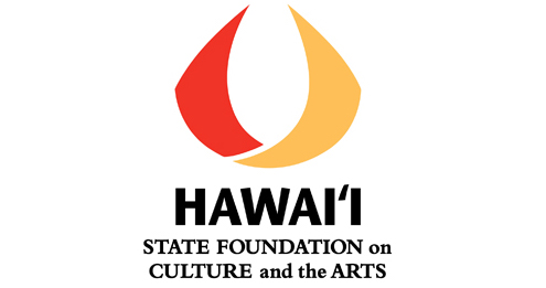 Hawaii State Foundation on Culture and the Arts Logo