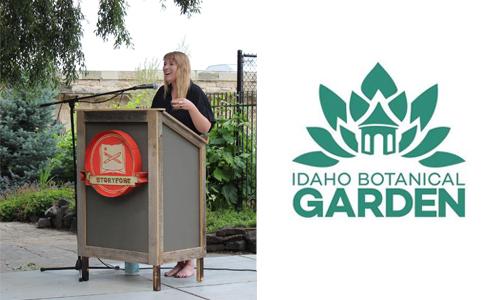 Idaho Botanical Garden Storytellers