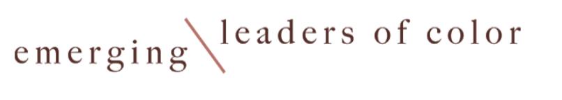 Emerging Leaders of Color Logo