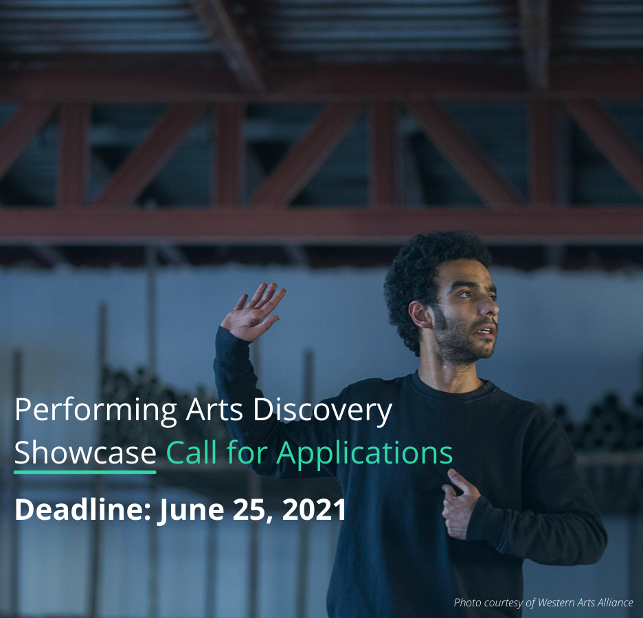 Performing Arts Discovery Showcase Call for Applications
